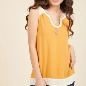 Notch So Fast! Tank Top from Mod Cloth